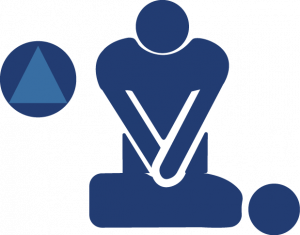 poste de secours logo