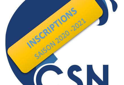 (RE)INSCRIPTION SAISON 2020 – 2021