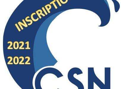 SAISON 2021-22 : S'INSCRIRE…